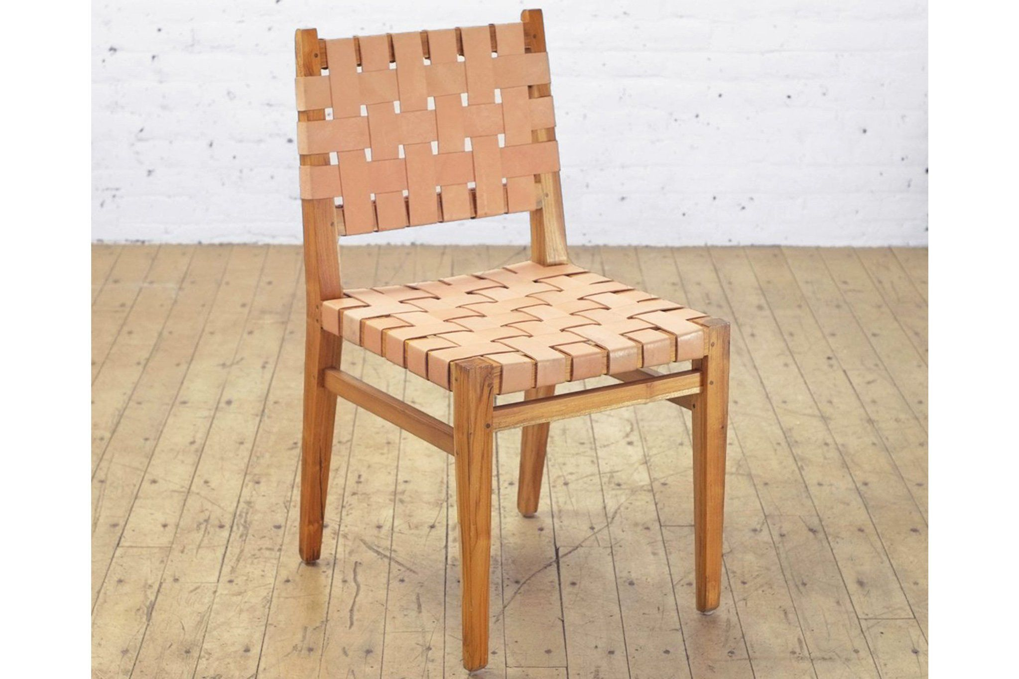 Grhopper Dining Chair Leather From The Source