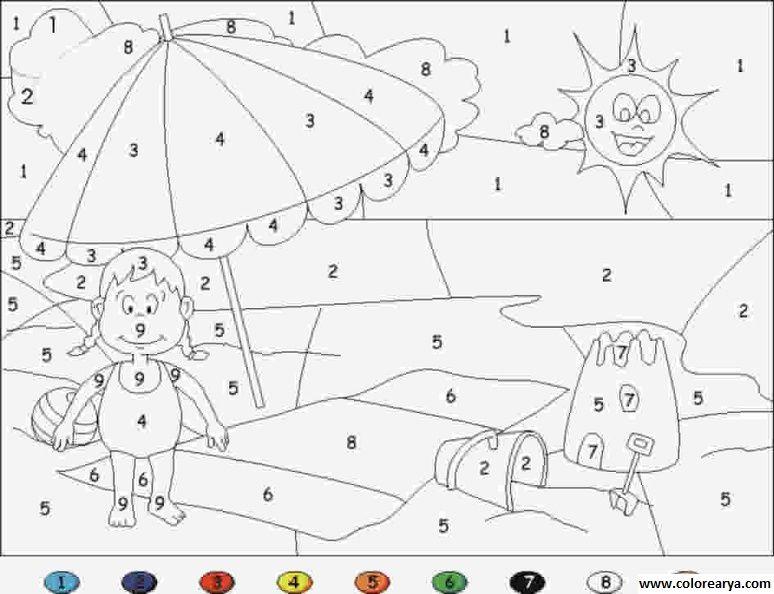 Figuras Para Colorear Para Niños De Preescolar: Dibujos Para Colorear Y Pintar Para Los Niños