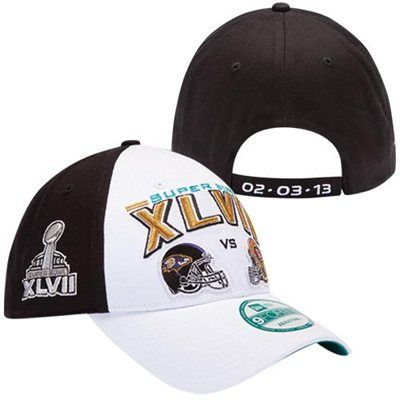 b89ee281b My mom s side s on the east coast   my dad s side s in the Bay Area ~ New  Era San Francisco 49ers vs. Baltimore Ravens Super Bowl XLVII Dueling Logos  9FORTY ...