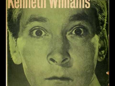 ▶ KENNETH WILLIAMS - 'Hand Up Your Sticks' - 1961 45rpm - YouTube