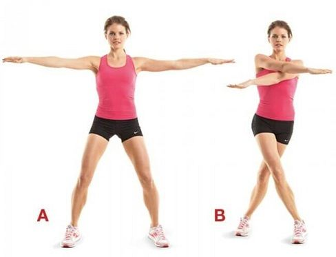 9 simple and effective exercises to get rid of flabby arms