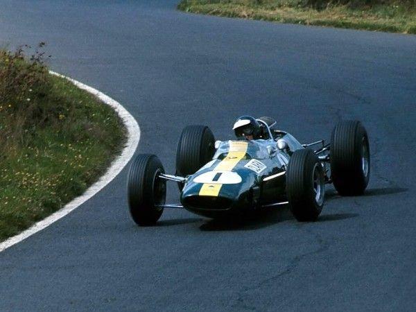 Image result for Lotus 33 Jim Clark