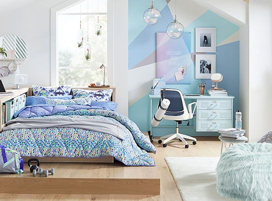 Pbteen Partners With Ivivva For Dorm Ready Decor Line