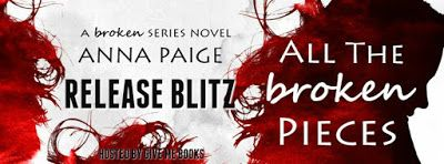 Twin Sisters Rockin' Book Reviews: Release Blitz: All the Broken Pieces by Anna…