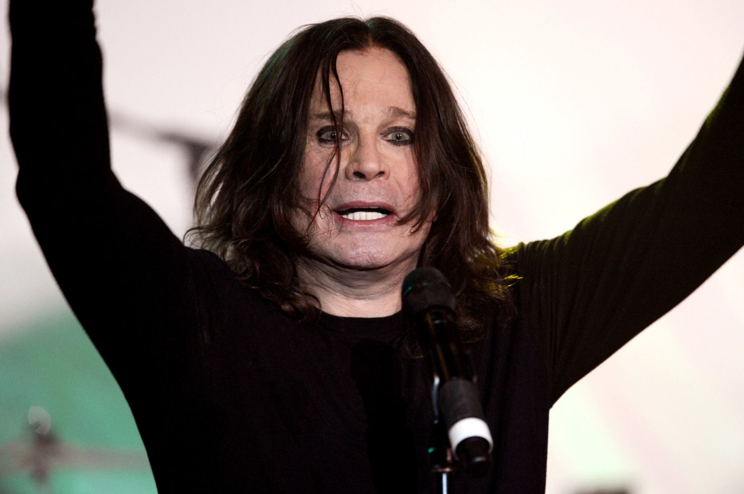 Ozzy Osbourne Opens Up About His Parkinson's Diagnosis in