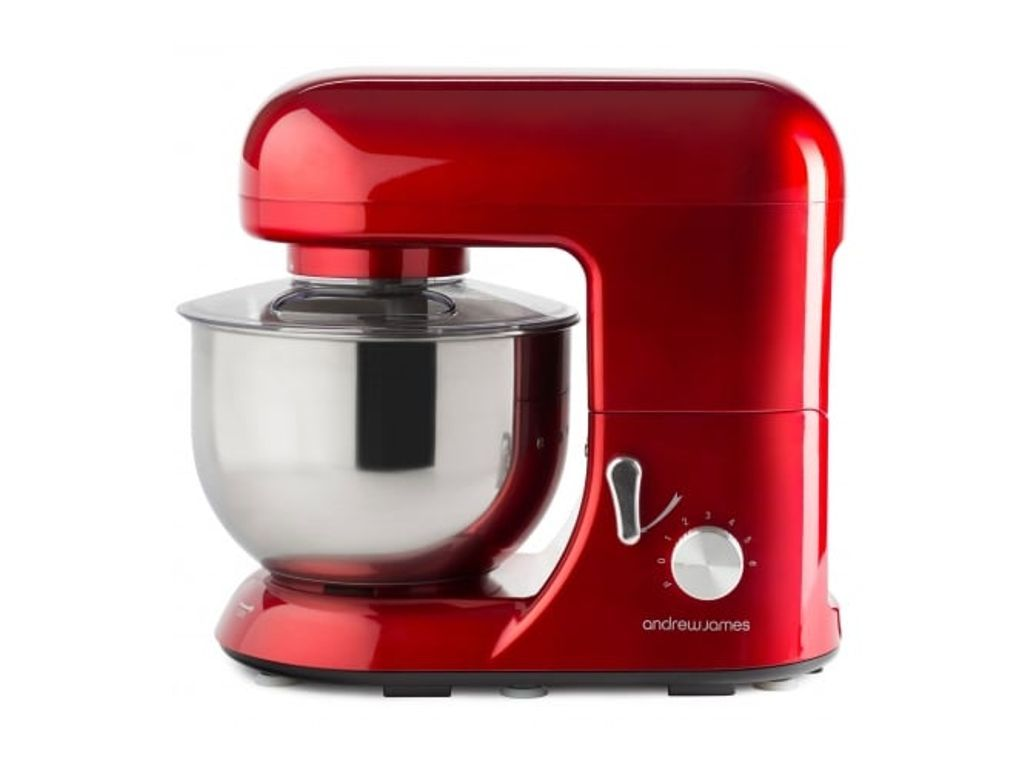 Andrew james 52 litre stand food mixer with mixing