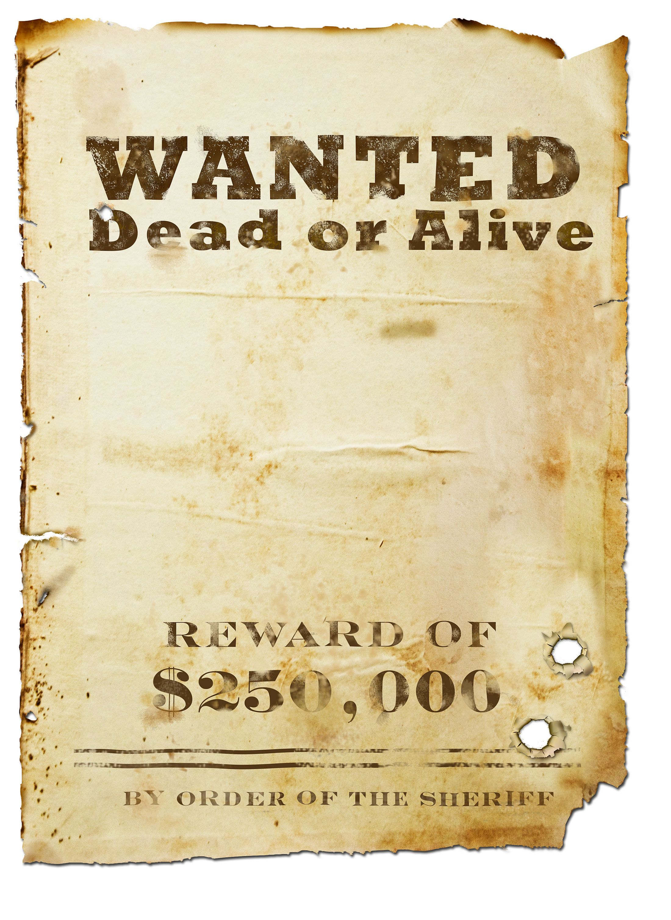 Wanted Poster Free Template argumentative essay on laughter is the ...