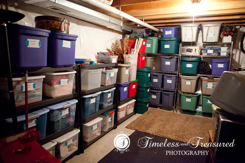 Superbe Timeless And Treasured   My Three Girls: Storage Room Organization