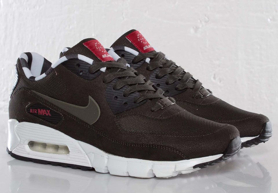 7c4a28d32941c6 Nike Air Max 90 Hometurf Paris 2013