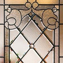 Decorative Verona Glass Collection By Pella Windows And Doors