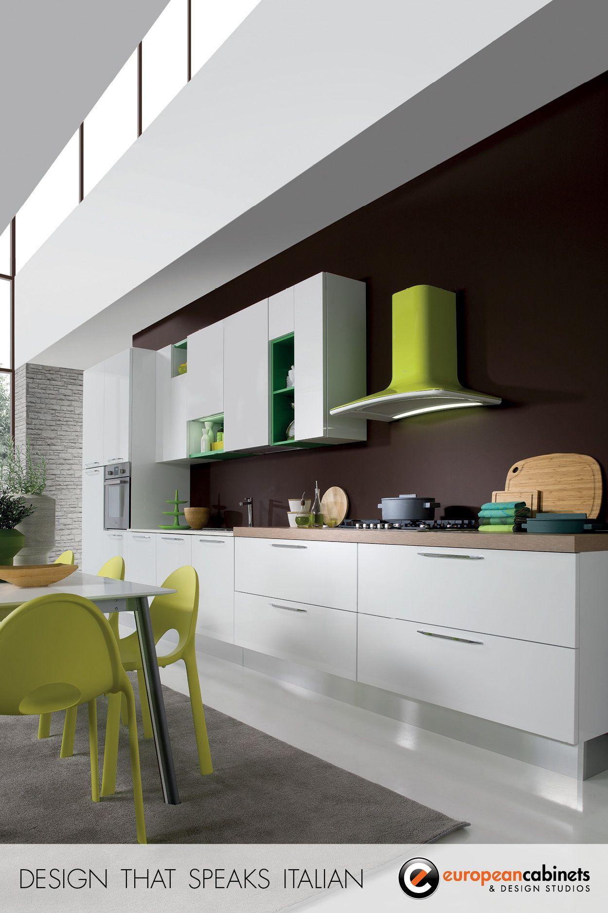 Bella by Aran Cucine Kuchyně