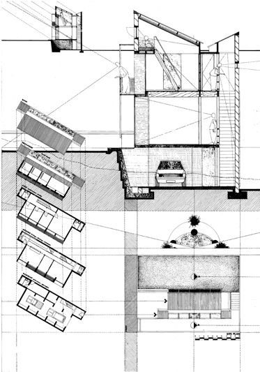 House mohajane neoro architects what i should do pinterest architecture concept for Concept home architecture and engineering
