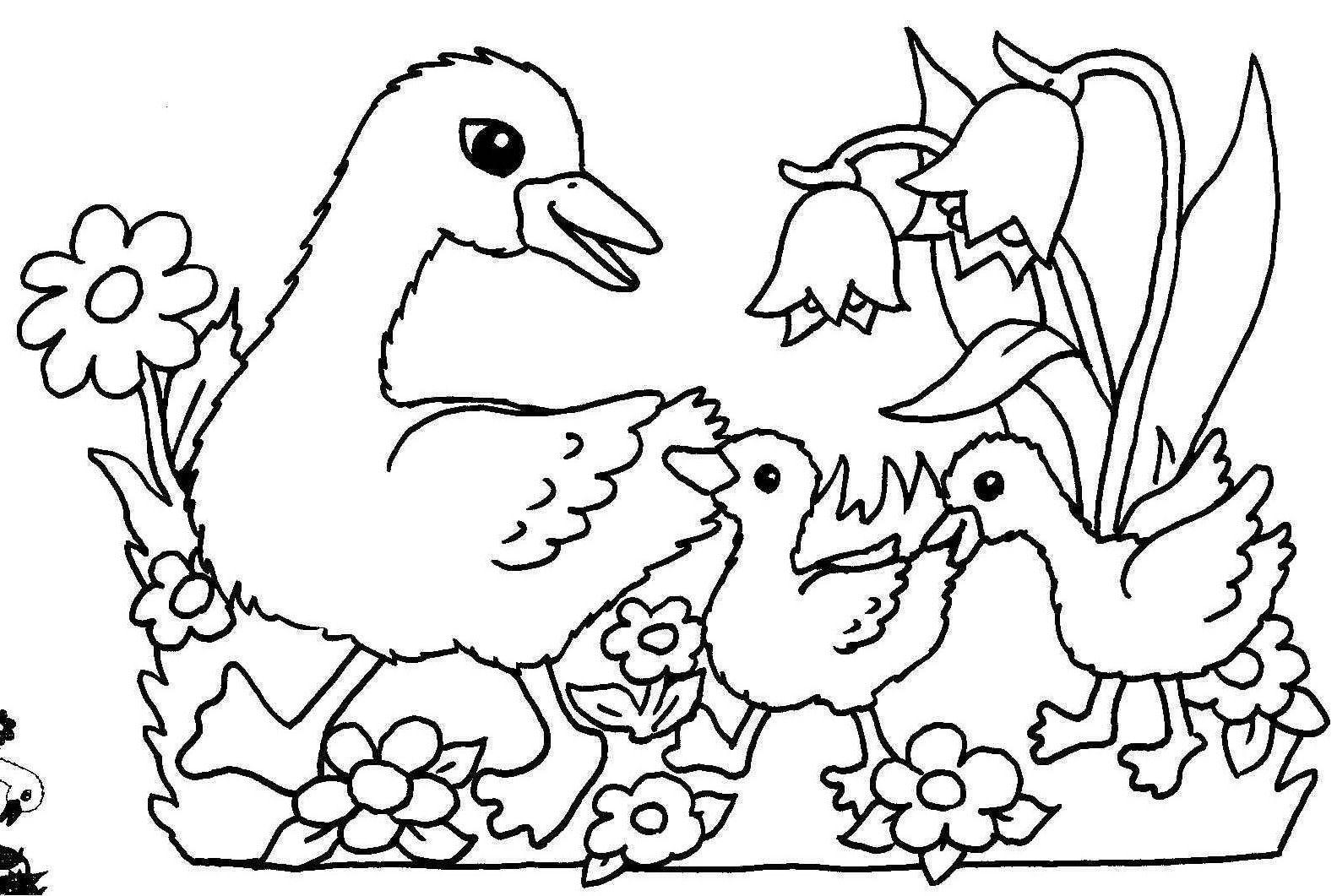 Pin von Suzi Schuster auf Coloring pages ~ kids ...