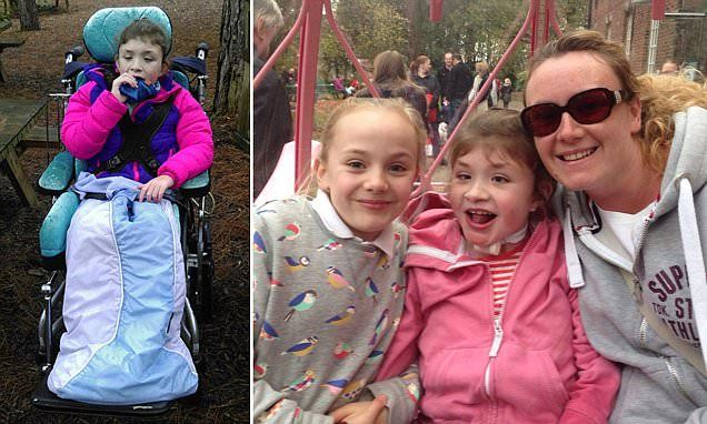 Girl, 10, who is the only person with a type of genetic defect