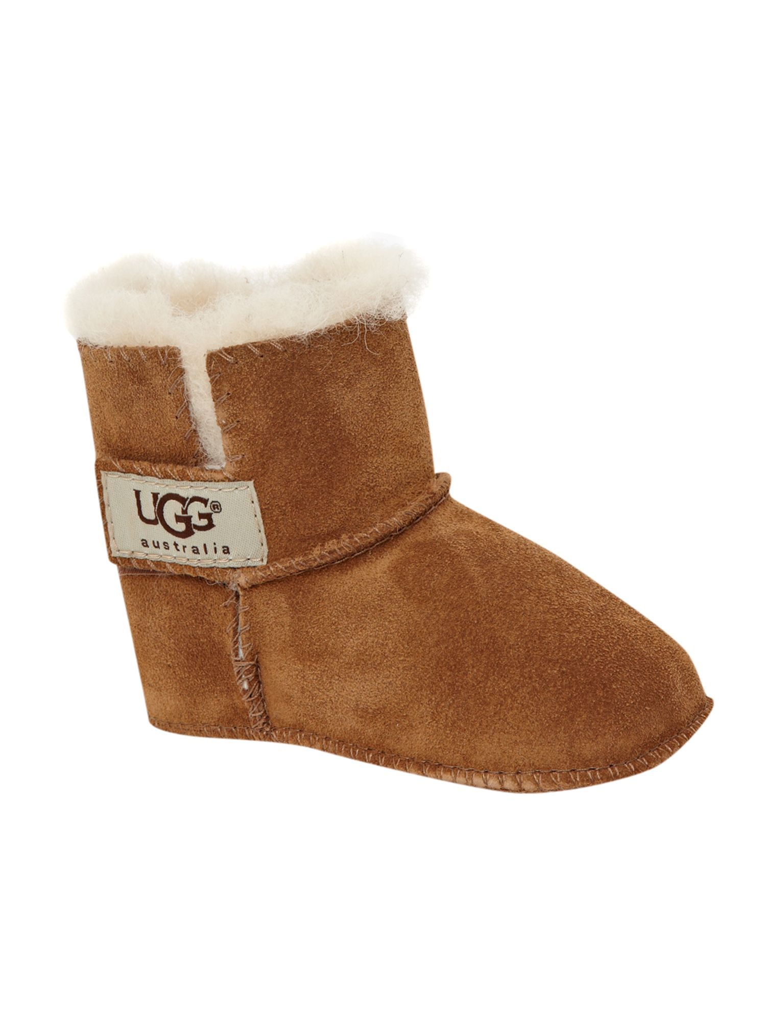 f49e2dabed5 UGG Newborn classic bootie with gift box, Chestnut | Kids Shoes ...