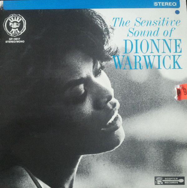 Dionne Warwick The Sensitive Sound Of Dionne Warwick Vinyl Lp Album At Discogs Dionne Warwick Classic Album Covers Album Cover Art