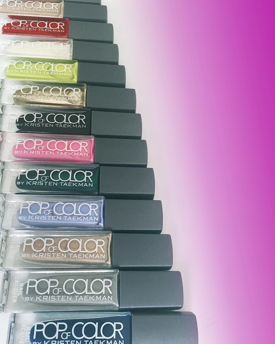 Gorgeous Nail Polish From Pop Of Color By Kristen Taekman