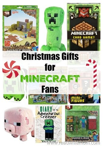 Minecraft Christmas Gift Ideas for the Gamer | Christmas gifts ...