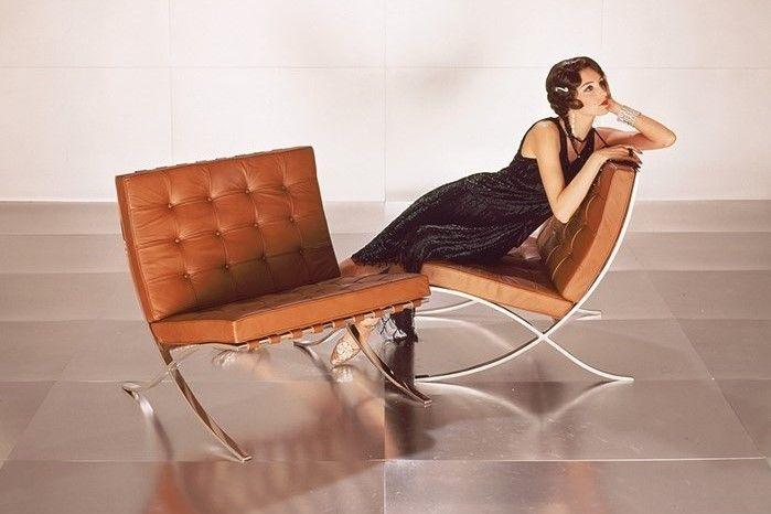 A Brief History Of Mid Century Modern Furniture Design In 2020 Furniture Design Modern Barcelona Chair Mid Century Modern