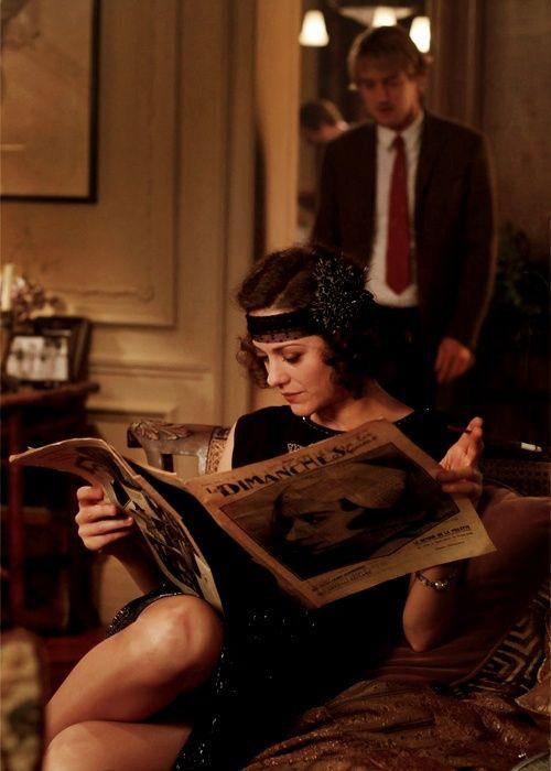 Midnight in Paris -- delightful fairy tale