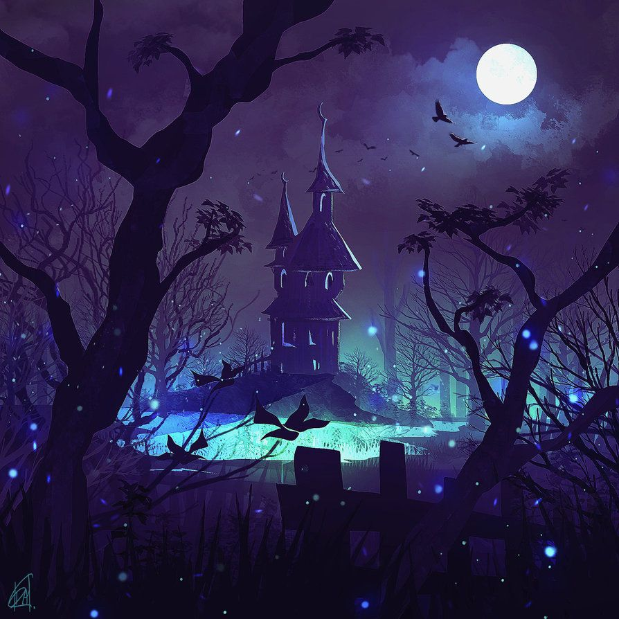 30 Min Speedpaint Video Www Youtube Com Watch V 65nk4c Hellip Nbsp Www Facebook Com Idaisanart Re Hellip Halloween Art Halloween Artwork Halloween Wallpaper