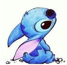 How To Draw Cute Stitch
