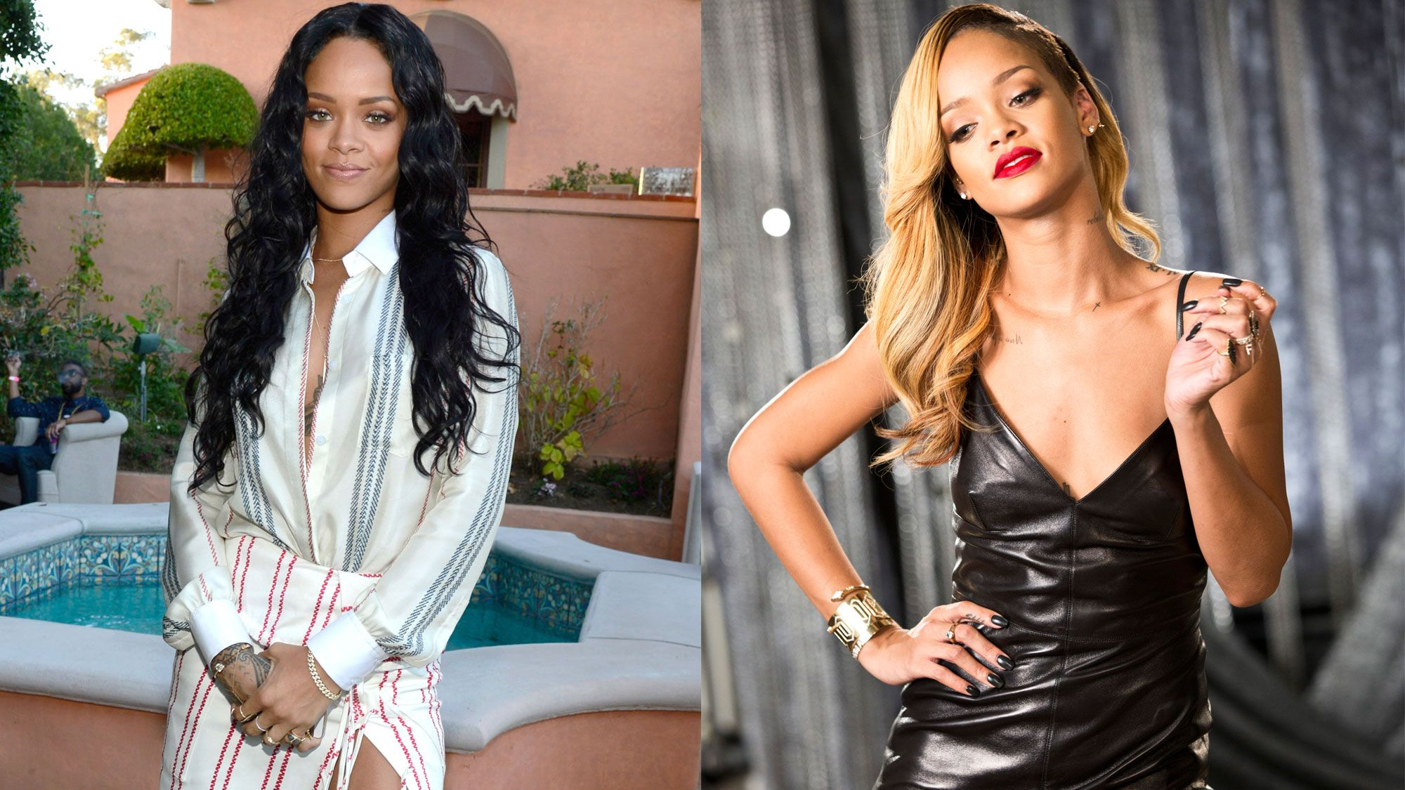 The fashion chameleon changes her hair as much as her style.   - HarpersBAZAAR.com