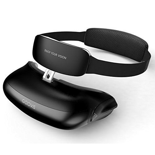 860c65dc0a9 GOOVIS Virtual Reality Travel 3D Theater VR Glasses 800 HD Giant Screen  Advanced HD 4K Sony OLED Micro display with Resolution 1920x1080x2     BEST  VALUE ...
