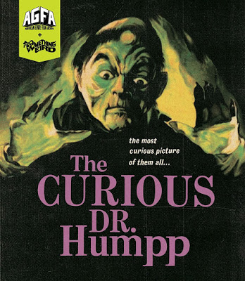 New On Blu Ray The Curious Dr Humpp 1969 In 2021 Blu Ray Curious Picture Movie