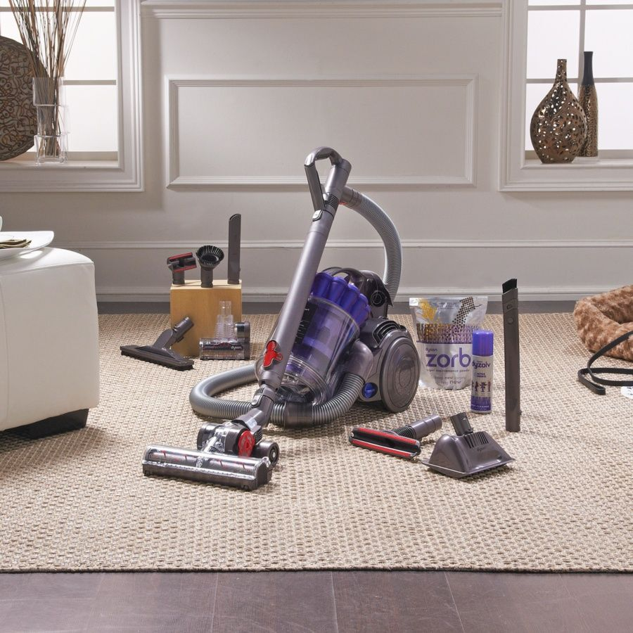 Dyson dc23 animal canister vacuum with accessories im not at all dyson animal canister vacuum with accessories im not at all ocd about keeping the new house clean matter of fact i also have the upright too doublecrazyfo Gallery