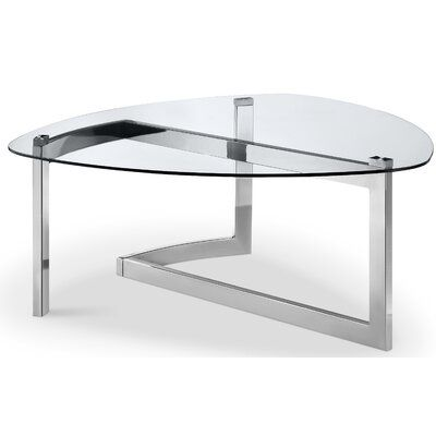 Kenny Cocktail Table In 2020 Modern Coffee Tables Contemporary Coffee Table Table
