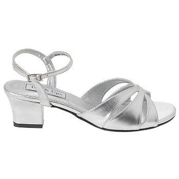 Bride sandals, Wedding shoes
