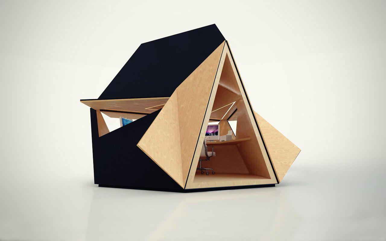 tetra shed a new modular building system how cool is this for