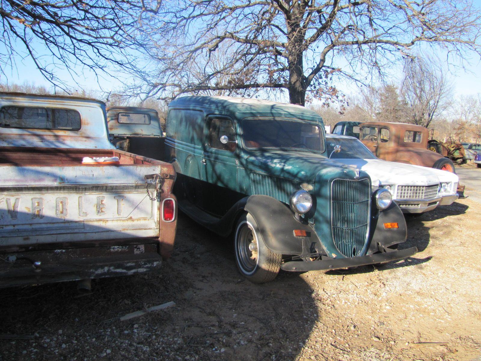 The Carl Davis Collection- Cleveland, OKlahoma! Collector Cars ...