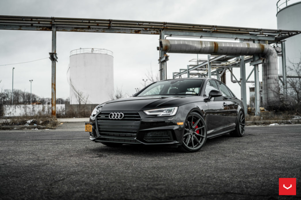 Audi A4 Hybrid Forged Series Hf 3 Vossen Wheels In 2020 Audi Audi A4 Vossen Wheels