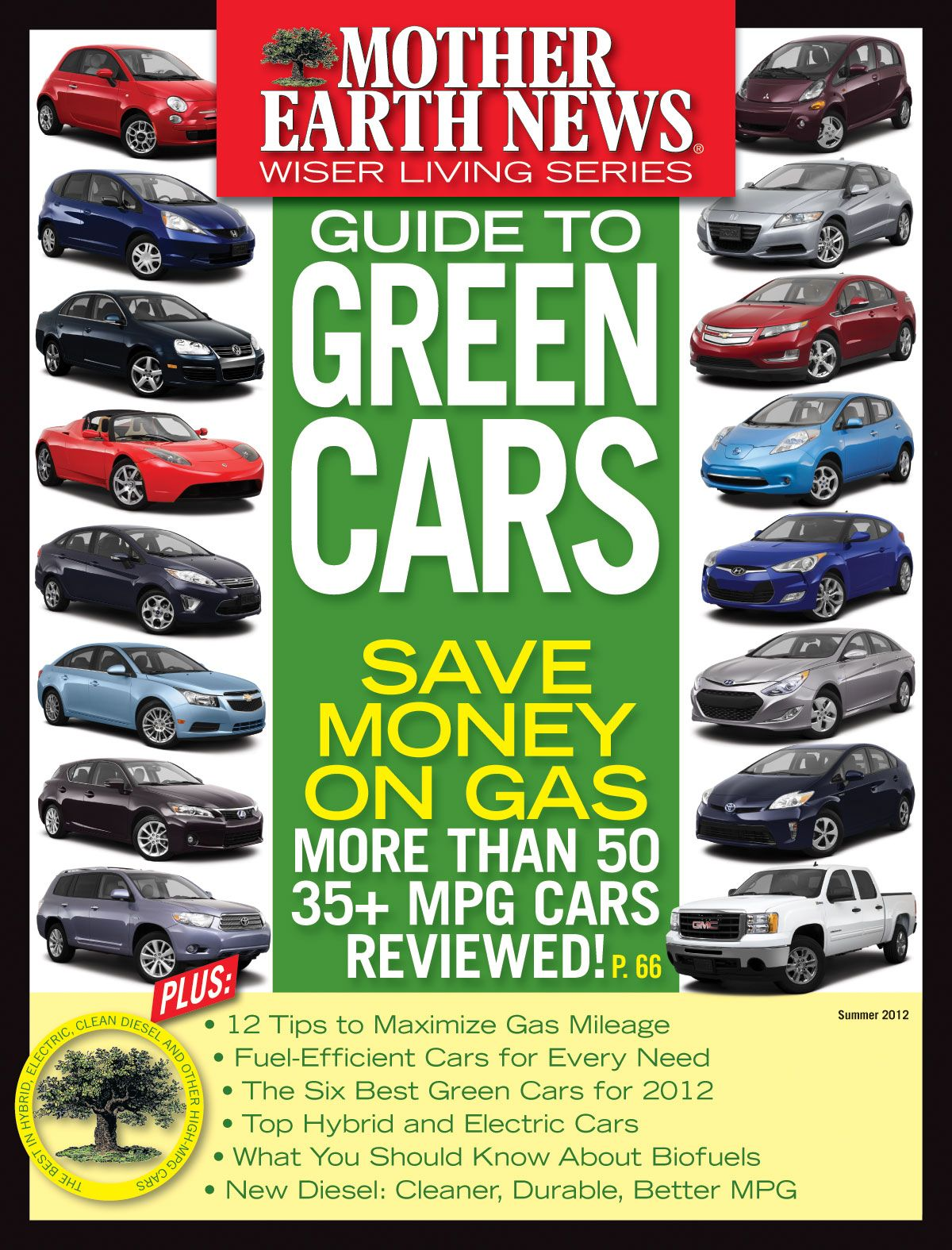 Green cars 2012 why not go green we ll help you get a