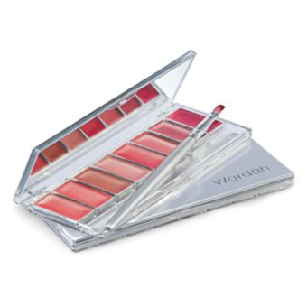 Wardah Lip Pallete Pinky Peach Di 2020 Lipstik Make Up Dan
