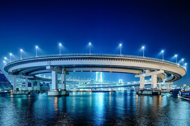 東京留學日誌 上課 東京国際展示場 東雲 芝浦ふ頭 Day24 Tokyo Photography Japanese Tourism Photography Guide