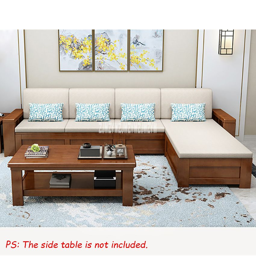 Cheap Living Room Sofas Buy Directly From China Suppliers Living Room Solid Wood Sofa Combinat Corner Sofa Living Room Corner Sofa Set Wooden Sofa Set Designs