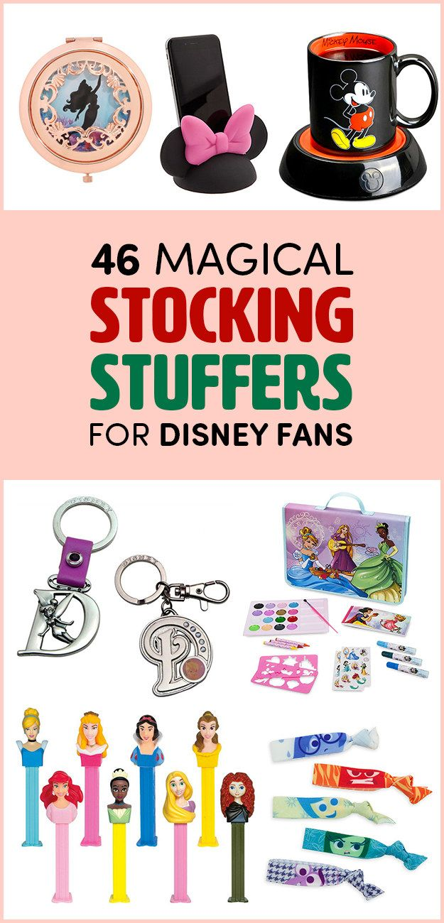 Ashley Libbey 46 Disney Themed Products That Are Perfect Stocking Stuffers