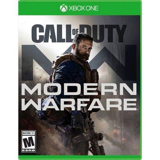 Call Of Duty Modern Warfare Xbox One Prepare To Go Dark Modern