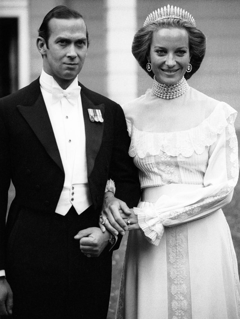 What You Need To Know About Princess Michael Of Kent Salon Prive Mag Royal Wedding Gowns Prince Michael Of Kent Royal Brides [ 1024 x 771 Pixel ]