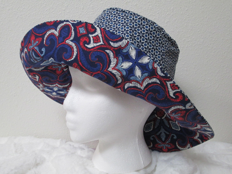 Bucket Hat 3xl 26 Inch Hat Xxxl Sun Hat Patriotic Hat Hat For Large Head 4th Of July Hat Blue Bucket Hat Patriotic Hats Blue Bucket Hat Sun Hats