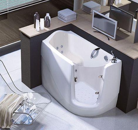 walk in bath shower combination | ... Walk In Bathtub With Shower ...