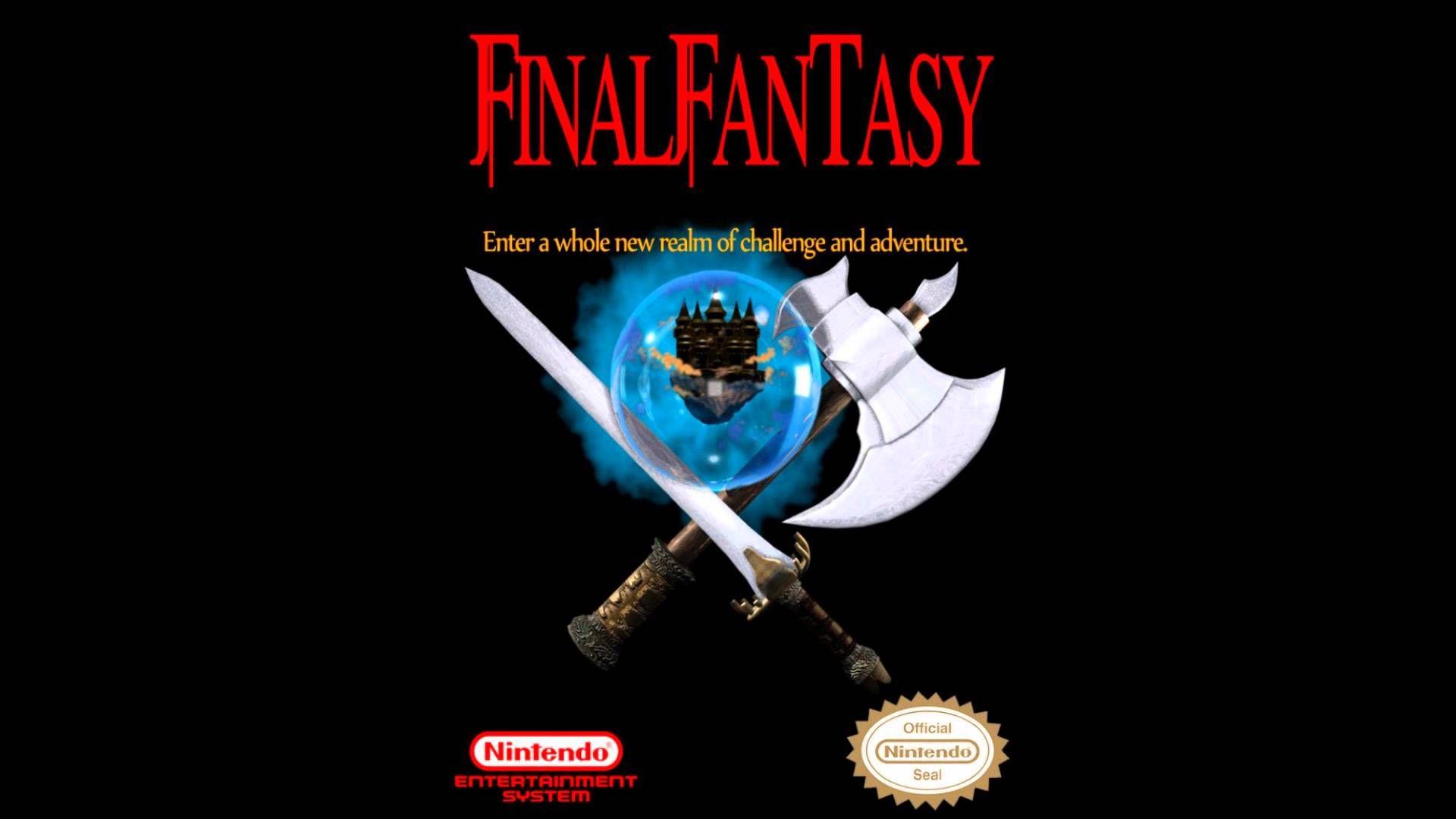 Final Fantasy Nes Chaos Final Fantasy Nes Final Fantasy Fantasy