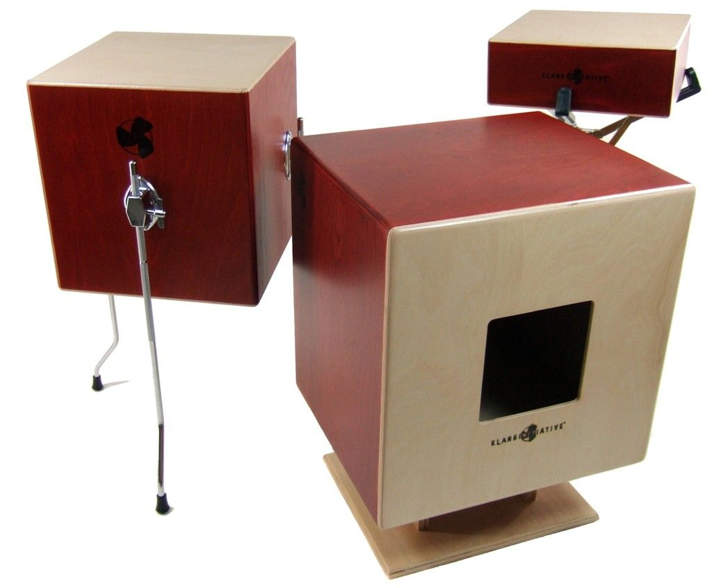 das klanginitiative cube kit continues to rule cajon crazy cajon drum drum accessories. Black Bedroom Furniture Sets. Home Design Ideas