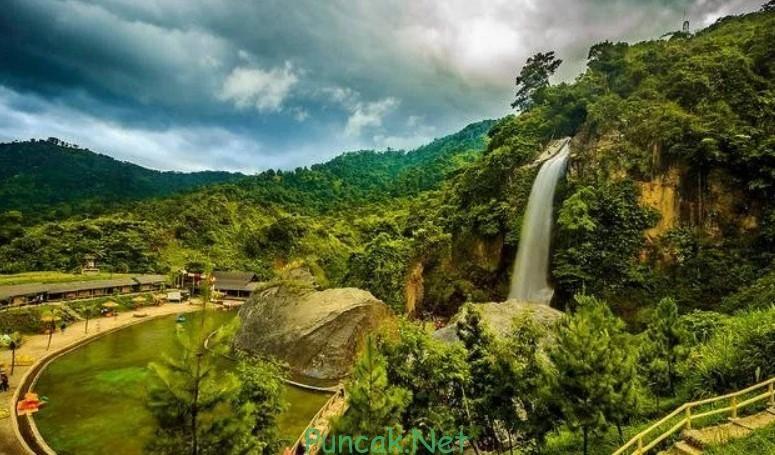 19 Wisata Alam Jawa Barat 2018 Di 2020 Foto Wisata Air Terjun Pemandangan