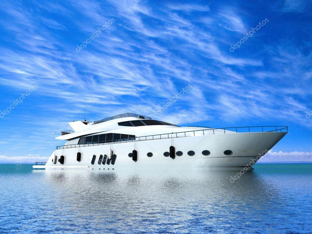 Luxury Yacht Stock Photo Aff Yacht Luxury Photo Stock