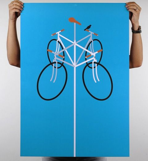 Calling All Bike Lovers, Get Your Limited Edition Prints Here!