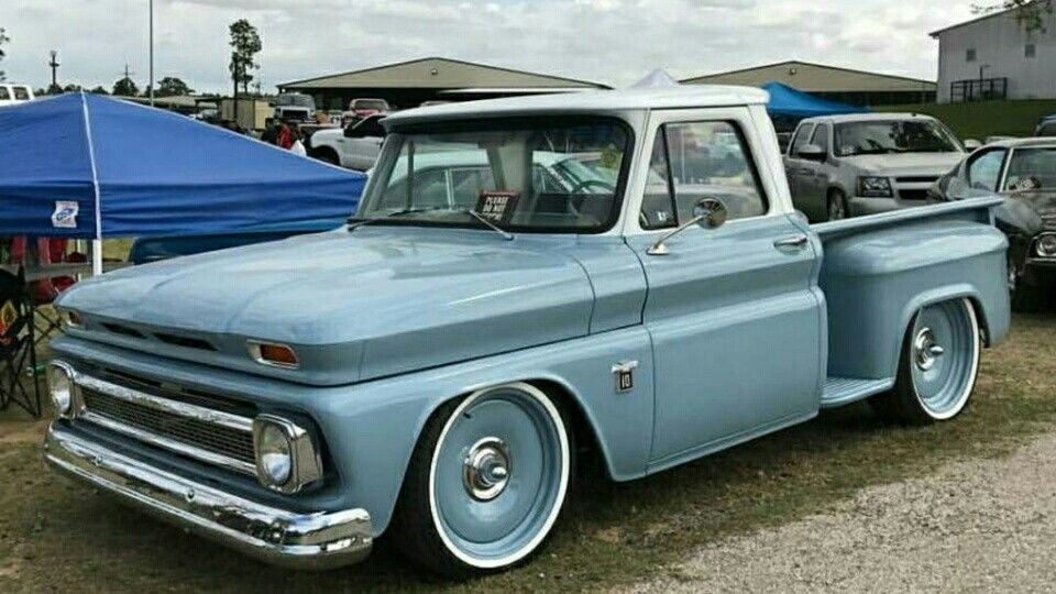 63 Chevy C10 With Images Classic Chevy Trucks